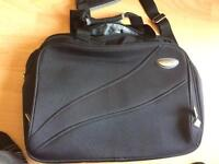 Pierre Cardin large laptop bag