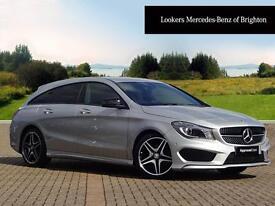 Mercedes-Benz CLA CLA180 AMG SPORT (silver) 2015-05-01