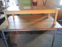 Modern , trendy coffee table