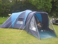 Vango Diablo 600 - 6man dome tent (Navy)