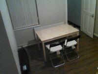 Table from Ikea - still unpacked