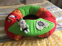 Lovely baby play ring