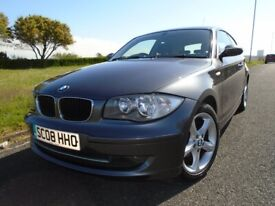 image for BMW, 1 SERIES  116i  EDITION ES  -  GREY   - *Low mileage*  2008