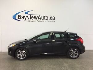 2014 Ford FOCUS SE- 5 SPEED! ALLOYS! A/C! SYNC! CRUISE!