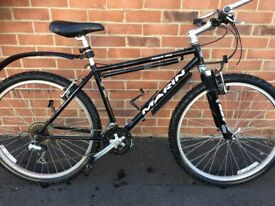 Marin hawk hill bike in very good conditin