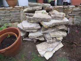 Purbeck Crazy Paving approximately 7 square metres