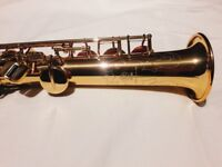 Yamaha YSS 475 II Soprano Saxophone