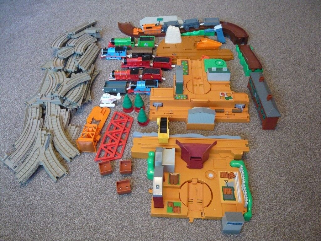 Thomas the Tank Train Sets (2)