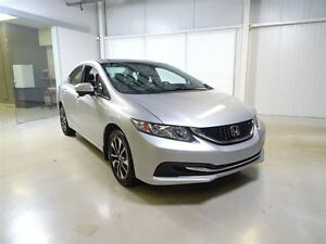 2015 Honda Civic Sedan EX 5MT