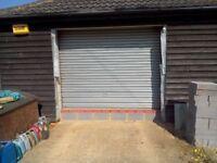 ROLLER DOOR STEEL