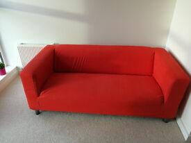 Two-seat Sofa Ikea