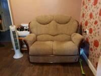 2×2 seater sofas