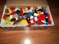 lego mid size box off