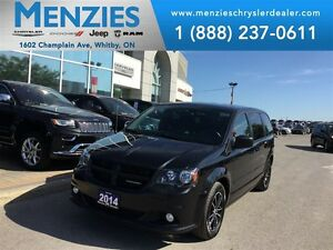 2014 Dodge Grand Caravan SXT Plus, Bluetooth, Backup Cam, Clean