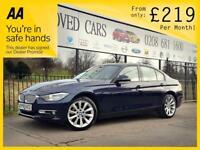BMW 3 SERIES 2.0 320D MODERN 4d AUTO 184 BHP Apply for finance (blue) 2012