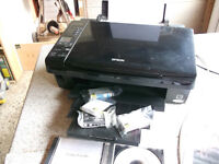 Epson Stylus SX215 Printer, Scanner