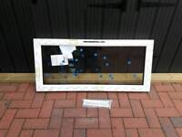 White UPVC never fitted - brand new £25