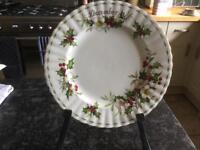 Royal Albert Christmas Rose