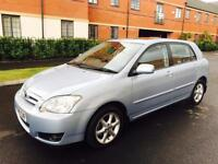 LOW MILEAGE & VERY CLEAN CONDITION TOYOTA COROLLA T SPIRIT VVTI 5 DOORS