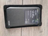 Samsung Note 3 case, black and diamonds. £15