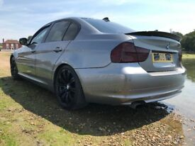 2009 BMW 318 lci facelift STUNNING EXAMPLE LONG MOT LOW MILLAGE