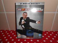 BRAND NEW SEALED - JOHNNY ENGLISH DVD BOXSET