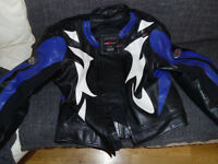 Riossi Motorcycle Leather Jacket