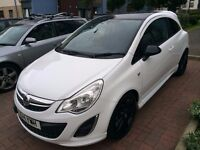 2014 Vauxhall Corsa Limited Edition 1,2 petrol, 12 MOT, Low mileage ,. £3950