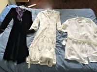 2 LOVELY COTTON DRESSING GOWNS by Love Lounge & Sleep Lounge £9 each