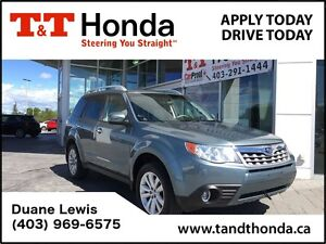 2012 Subaru Forester 2.5X *Local Trade, 1 Owner*