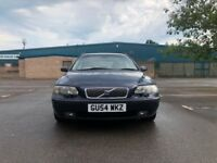 Volvo V70 2.4 D5 SE Geartronic£2,495 p/x 7 seater 1 owner from new/full history 2004, 136,000 miles