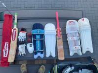 Juniors cricket kit