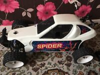 1/5 scale off road buggy