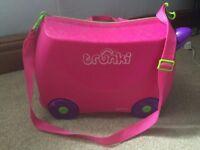 Girls Pink Trixie Trunki