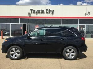 2013 Acura MDX 4DR AWD ((Leather, fully loaded))