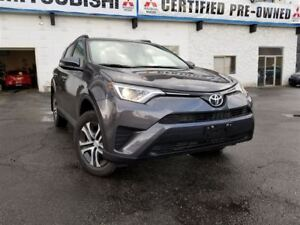 2016 Toyota RAV4 LE 4WD; Only 3515 KMS!