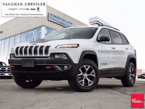 2017 Jeep Cherokee 1 Owner Trailhawk 4x4 * Navigation