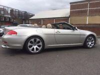 BMW 645 SERIES 6 4.4L V8 2dr auto low mileage full service history long MOT