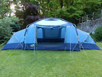Khyam Windsor 8 Berth Family Tent