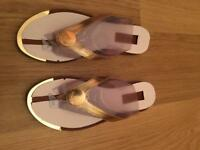 Ladies dune sandels