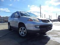2002 ACURA MDX, LOADED! 7 PASSANGER LOW KM!! 416-742-5464