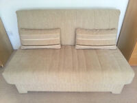 John Lewis Large Sofa Bed - very good condition (hardly used). Comfortable and stylish.