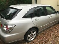 2002 LEXUS IS200 SPORTCROSS, 106K, 12MONTHS MOT, RARE CAR!!