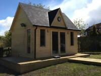 JOINERS/BUILDER SUMMER HOUSES