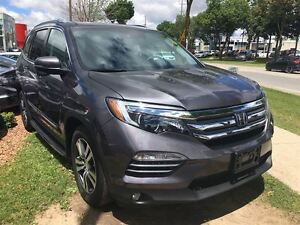 2016 Honda Pilot EX-L | NAVI | PUSH START | SUNROOF | REAR CAM |