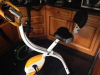 Brand new Exercise bike (RRP £120)