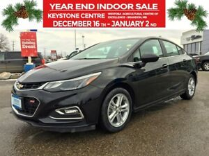 2016 Chevrolet Cruze LT FWD *Backup Camera* *Heated Seats*