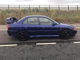 Mitsubishi evo 4 1996, superb condition low mileage great spec mot full service hi 5 evo 6 wrx sti