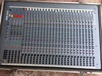 Soundcraft Spirit Sound Desk Mixer