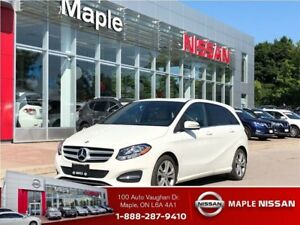 2015 Mercedes-Benz B250 Tourer 4Matic-Leather,Navi,Blind Spot!